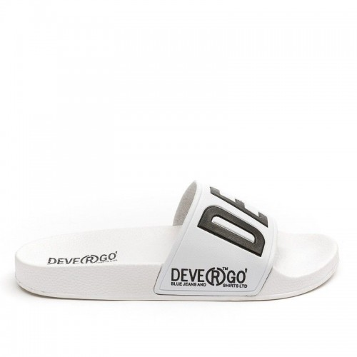 Γυναικείες Παντόφλες - Devergo Slippers Caravella Λευκό - DE-RE2526PU