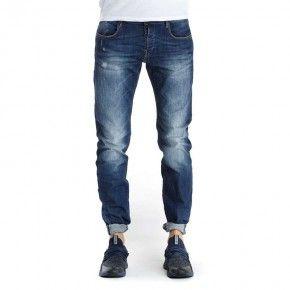 Ανδρικό Jean Παντελόνι - Devergo Dylan Slim Fit Jean - 1J820008LP4638