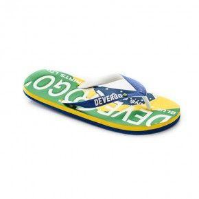 Ανδρικές Παντόφλες - Devergo Slippers Brazil - DE-RE2014EV