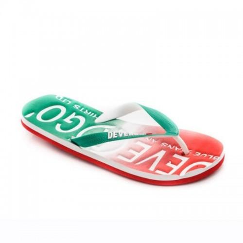 Ανδρικές Παντόφλες - Devergo Slippers Italia - DE-RE2014EV