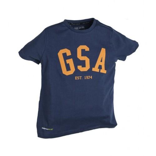 Παιδική Μπλούζα - GSA Boys Graphic Run Μελανί - 88 3705