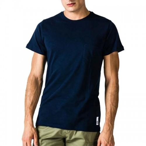 Ανδρική Μπλούζα - GSA Mens T-shirt Classic with Pocket Μελανί - 3719002