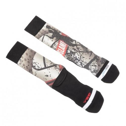 Ανδρικές Κάλτσες - GSA Men Street Fashion Socks Πακέτο των 2 - 8416001-50