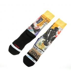 Ανδρικές Κάλτσες - GSA Men Street Fashion Socks Πακέτο των 2 - 8416003-50