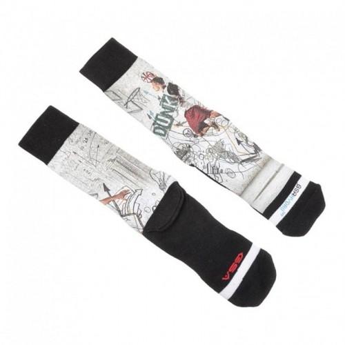 Ανδρικές Κάλτσες - GSA Men Street Fashion Socks Πακέτο των 2 - 8416006-50