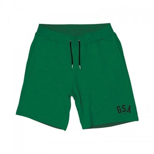 Παιδική Βερμούδα - GSA Terry Shorts JR Πράσινο - 88-3707
