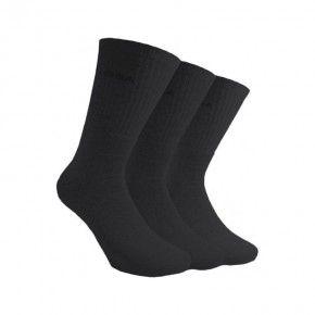 Ανδρικές Κάλτσες - GSA Supercotton Socks Πακέτο των 3 Μαύρο - 8181003-01