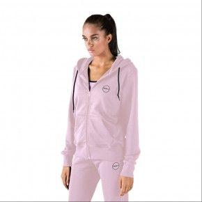 Γυναικεία Ζακέτα - GSA Tempo Zipper Hoodie Ροζ - 1728030
