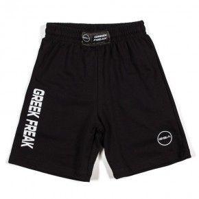 Παιδική Βερμούδα - GSA x Greek Freak Shorts Μαύρο - 34-38002