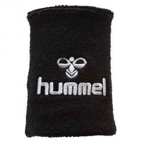 Hummel Old School Big Wristband Μαύρο - 99014-2114
