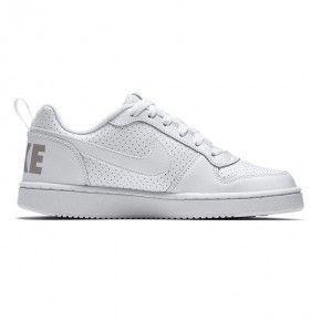 Εφηβικά Παπούτσια - Nike Court Borough Low - 839985-100