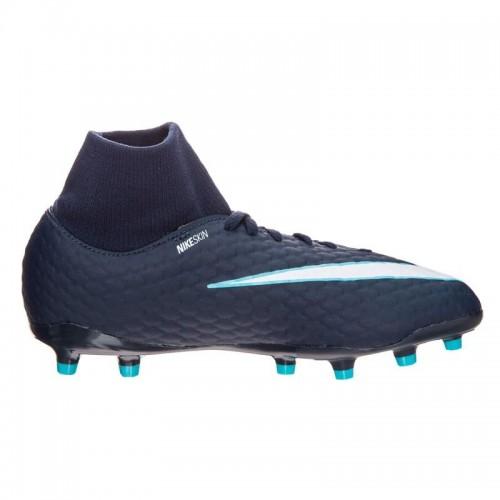 Παιδικά Παπούτσια - Nike Jr Hypervenom Phelon 3 Df Fg - 917772-414