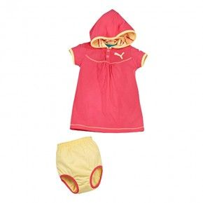 Βρεφικό Σετ - Puma Baby Basic Girls Dress - 815252-01