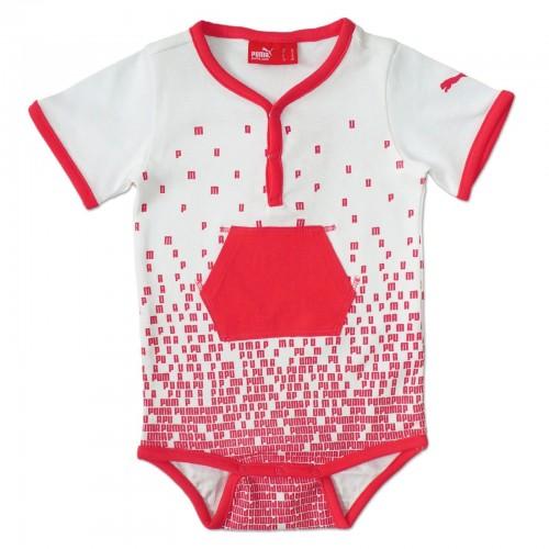 Βρεφικό Κορμάκι - Puma Baby Bodusuits Girls - 812126-02