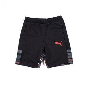 Παιδική Βερμούδα - Puma Hero Sweat Shorts - 850130-01
