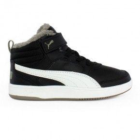 Παιδικά Παπούτσια - Puma Rebound Street v2 Preschool - 363920-04