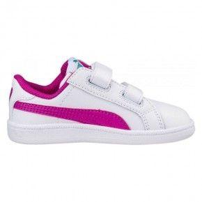 Βρεφικά Παπούτσια - Puma Smash Baby Trainers - 360163-11