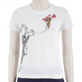 Παιδική Μπλούζα - Puma T-Shirt TOM & JERRY - 832888-01