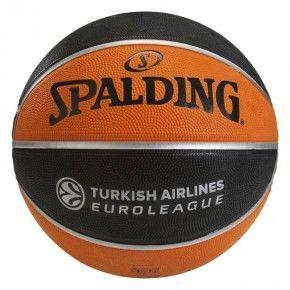 Μπάλα Μπάσκετ - Spalding Euroleague Official Legacy - 73-985Z1