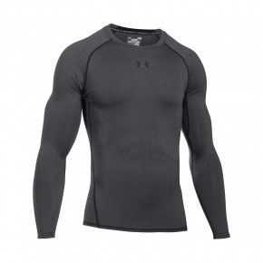Under Armour Compression Longsleeve Tee - 1257471-090