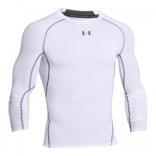 Under Armour Compression Longsleeve Tee - 1257471-100