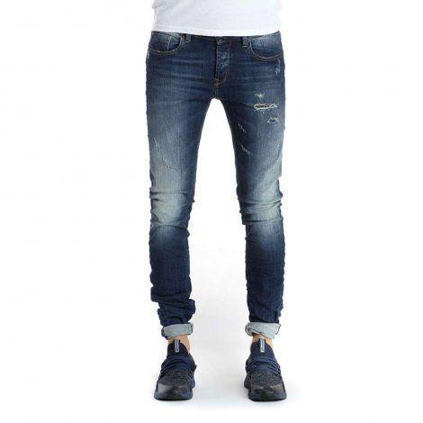 Ανδρικό Jean Παντελόνι - Devergo New Slim - 1J820010LP5582