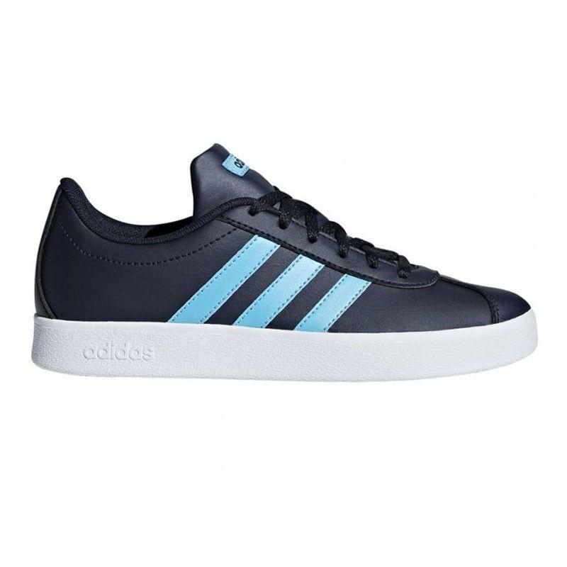 Εφηβικά Παπούτσια - Adidas Vl Court 2.0 K - B75695