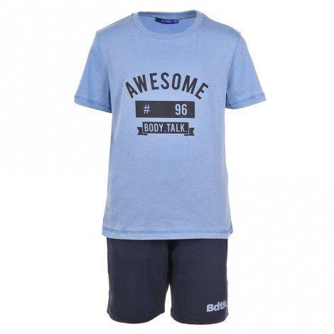 Παιδικό Σετ - BodyTalk Σετ t-shirt με βερμούδα για αγόρια - 1191-752199-00427