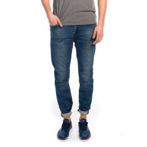Ανδρικό Jean Παντελόνι - Devergo Jog Jeans - 1D911140LP7164