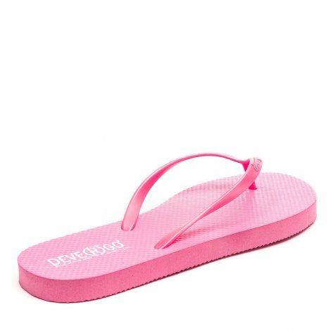 Γυναικείες Παντόφλες - Devergo Slippers Jill Ροζ - DE-NF2566PE
