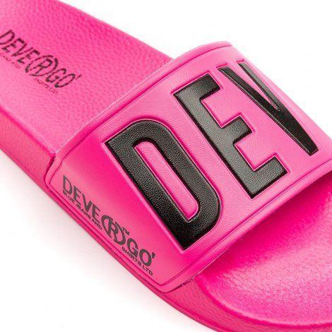 Γυναικείες Παντόφλες - Devergo Slippers Caravella Ροζ - DE-RE2526PU