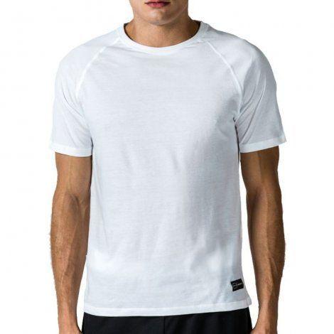 Ανδρική Μπλούζα - GSA Organic Plus Tee Λευκό - 1718040