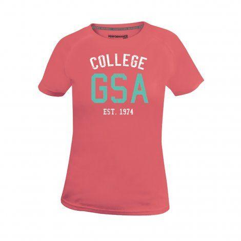 Παιδική Μπλούζα - GSA Basic Graphic Κοραλί - 88-3713