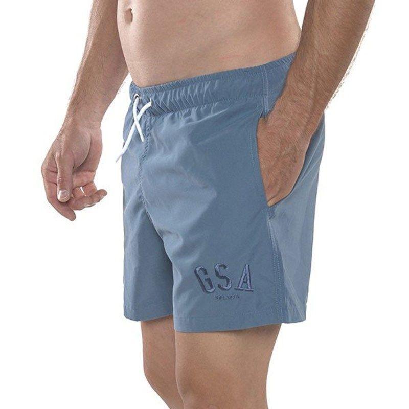 Ανδρικό Μαγιό - GSA Glory Classic Swimshorts Μπλε Ανοιχτό - 3718017