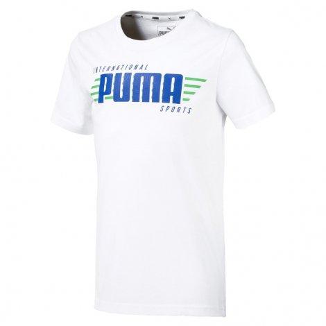 Παιδική Μπλούζα - Puma Alpha Graphic Boys' Tee - 854386-02