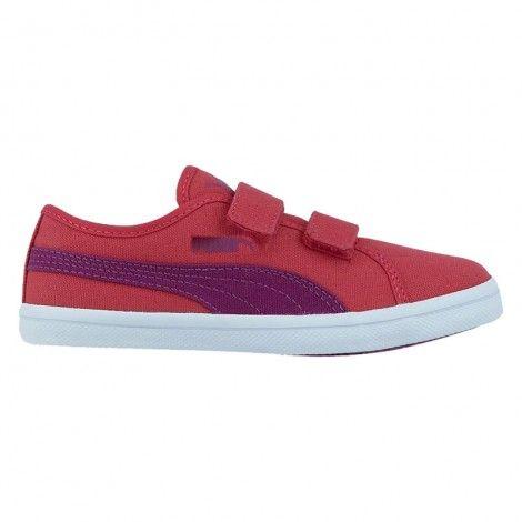 Παιδικά Παπούτσια - Puma Elsu F Canvas V Pre - 358039-04