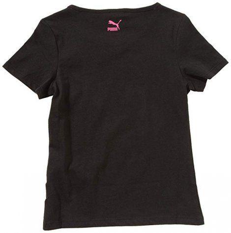 Παιδική Μπλούζα - Puma Kid's Graphic T-Shirt black - 819573-01