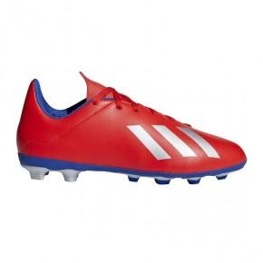 Παιδικά Παπούτσια - Adidas X 18.4 Fxg Junior - BB9379