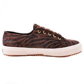 Γυναικεία Παπούτσια - Superga 2750 Fabricsynzebraw - S00BEG0-928