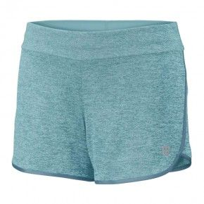 Παιδικό Σορτς - Wilson core shorts girls turquoise - WRA753702