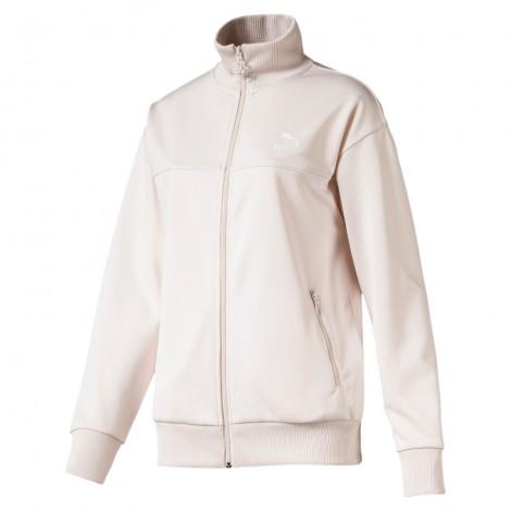 Γυναικεία Ζακέτα - Puma Classics Poly Women's Track Jacket - 595205-23