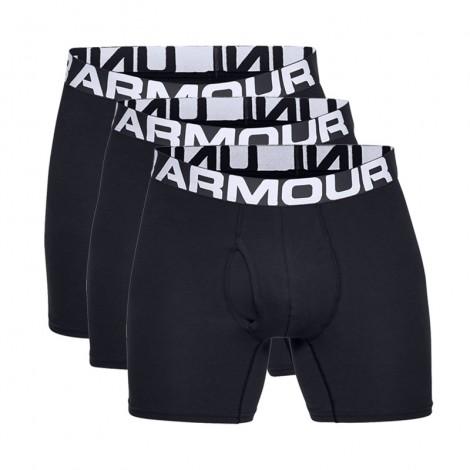 Ανδρικά Εσώρουχα - Under Armour Charged Cotton Boxerjock Πακέτο των 3 - 1327426-001