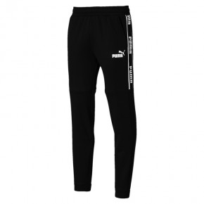 Ανδρική Φόρμα - Puma Amplified Fleece Men's Sweatpants - 580436-01