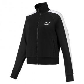Γυναικεία Ζακέτα - Puma Classics T7 Women's Track Jacket - 595204-01
