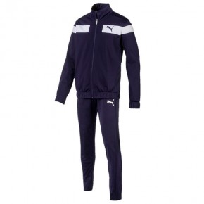 Ανδρική Φόρμα Σετ - Puma Techstripe Tricot Suit op - 580480-06