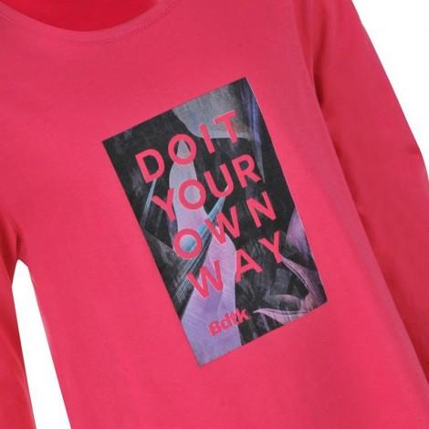 BodyTalk Girls' Do it your own way Φούξια - 1192-701526