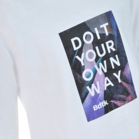 BodyTalk Girls' Do it your own way Λευκό - 1192-701526-200