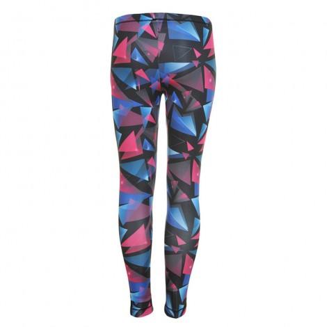 BodyTalk Girls' Leggings 4/4 White Prism - 1192-704106-10043