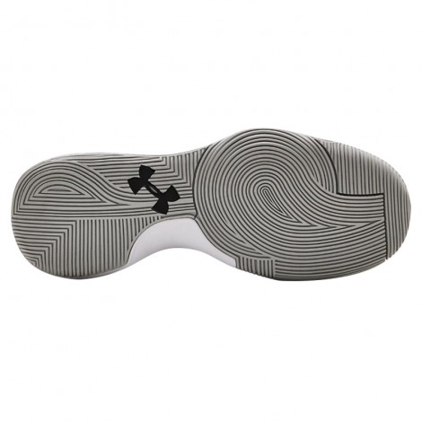 Under Armour Men's UA Lockdown 4 Basketball Shoes - 3022052-001