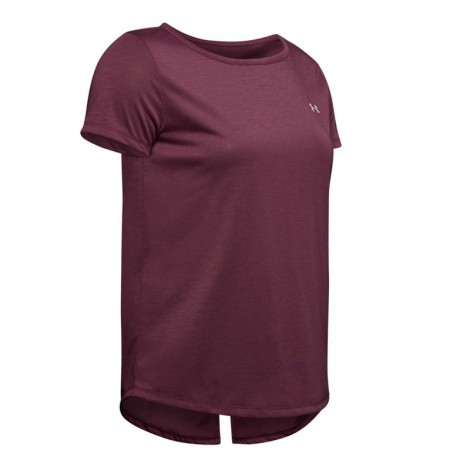 Γυναικεία Μπλούζα - Under Armour Whisperlight Short Sleeve - 1344469-569